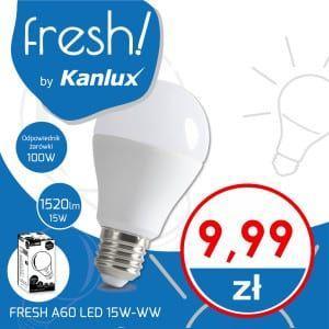 kanlux fresh promocja