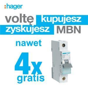 hager volta promocja