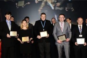 Wręczenie Gazeli Biznesu 2012
