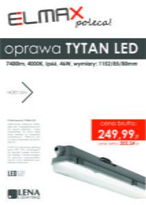 LED Go! LENA Tytan LED