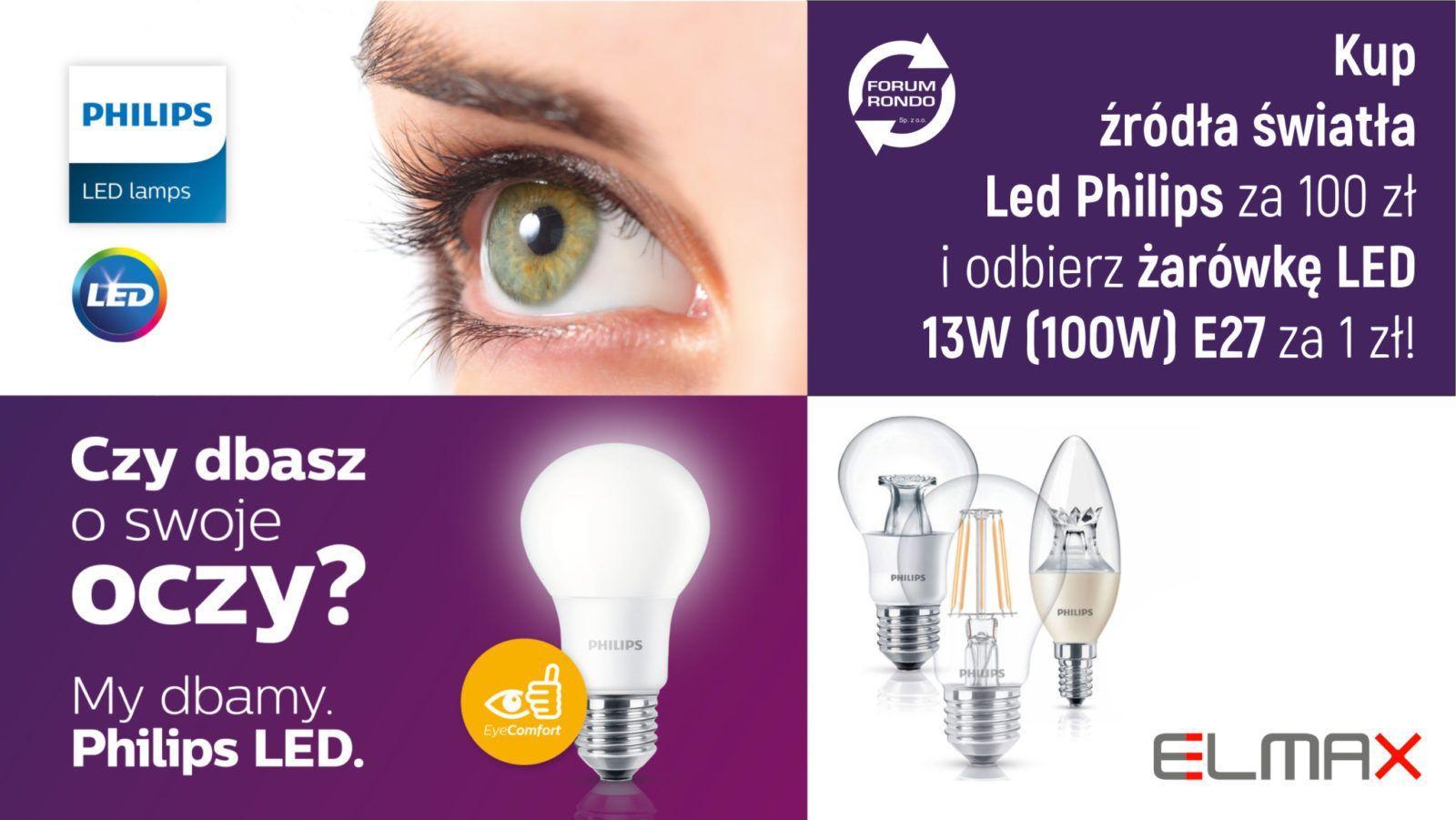 Czy dbasz o swoje oczy?