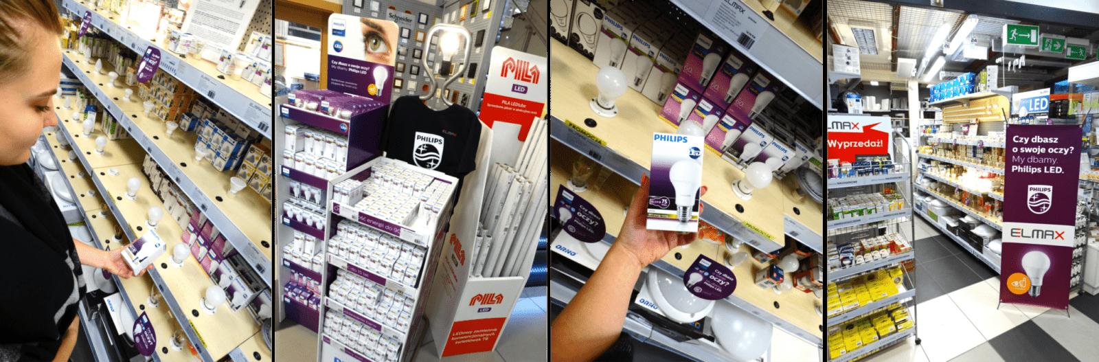 Philips LED w naszej hurtowni i sklepie elektrycznym to różnego rodzaju źródła światła. Każde można u nas przetestować i porównać.